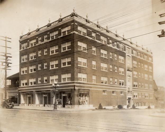 The Flemington Apartments: Best When Viewed Askew