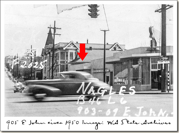 Before The Light Rail There Was 905 East John Street