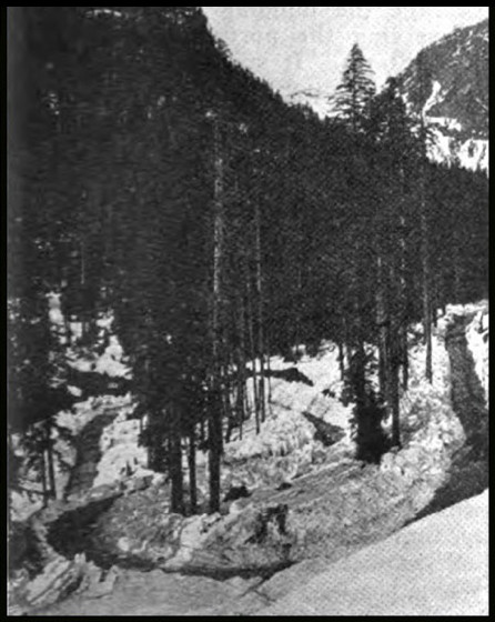 Snoqualmie Pass.  Image: Bothell Historical Society
