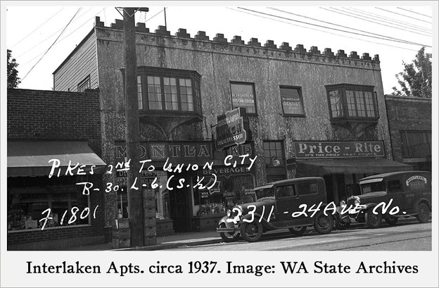 The Interlaken Apartments: Loss, Redemption, and the Montlake Bridge