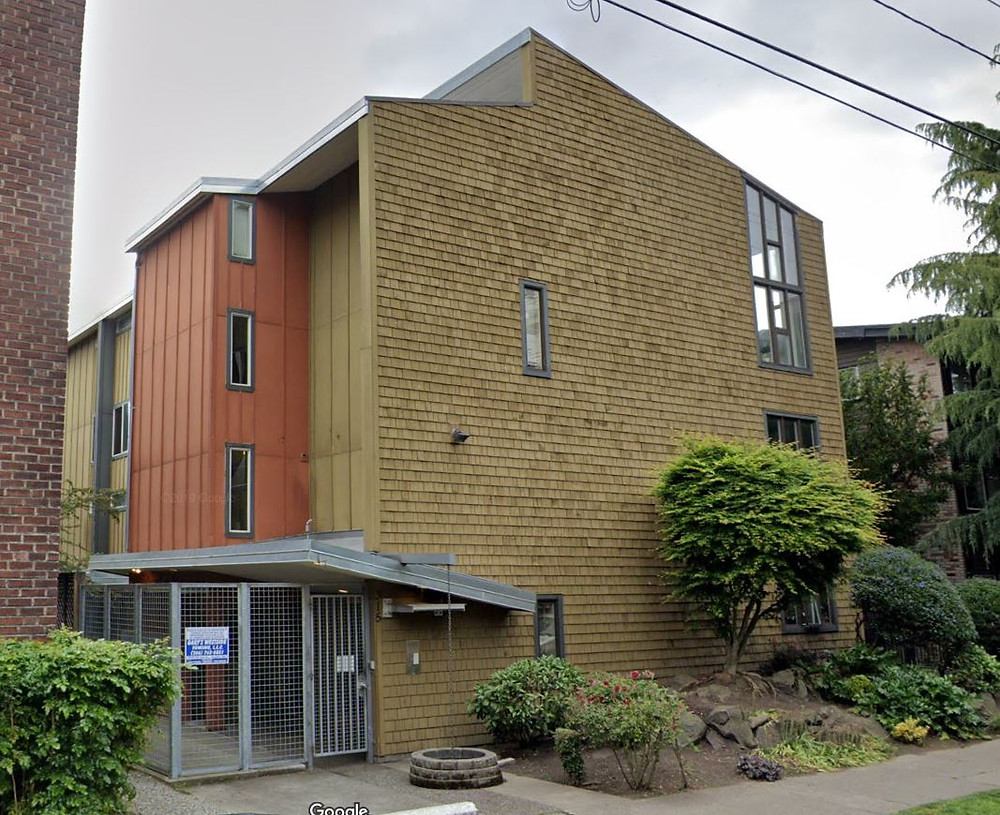 Thunderbird Apartments at 315 Belmont Avenue E. Google, 2019.