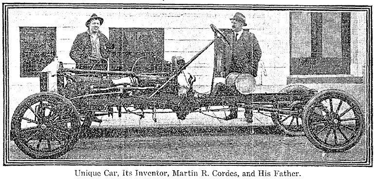 Image: Seattle Times, April 28, 1918. Note well Martin Sr's Bismarckian mustache.
