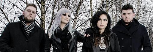 devil in dorian, rock band