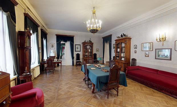 Мемориальный Музей-квартира Н.А. Некрасо