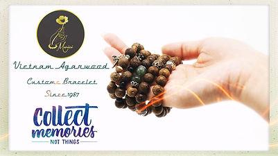 Agarwood bracelets and decoration,العود