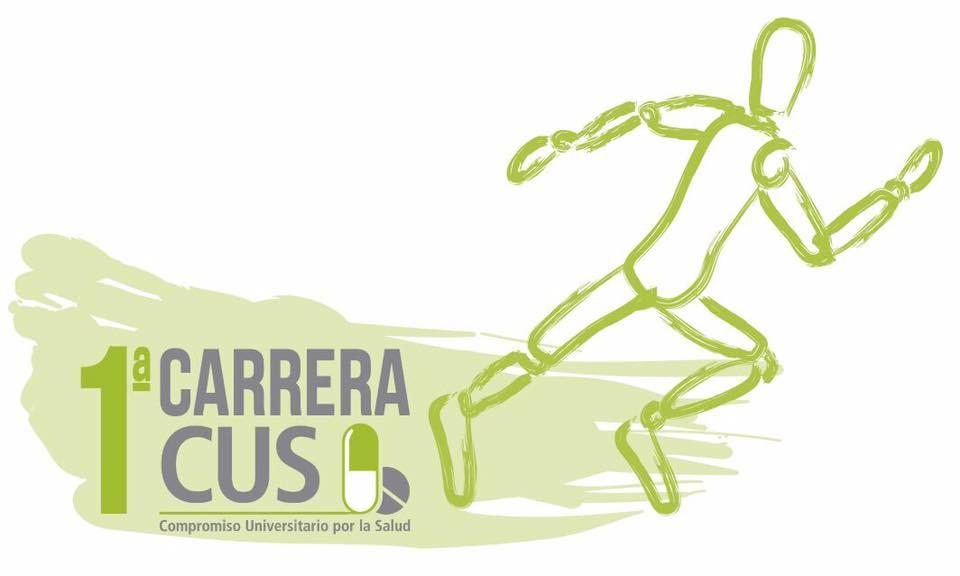 ¡PRIMERA CARRERA CUS - 9 de septiembre! ¡Participa y ayúdanos a crecer!  Aparta la fecha - Estén atentos a la convocatoria