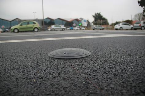 Capteurs sans fil parking