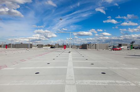 Capteurs détection parking