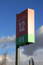 Signalétique parking
