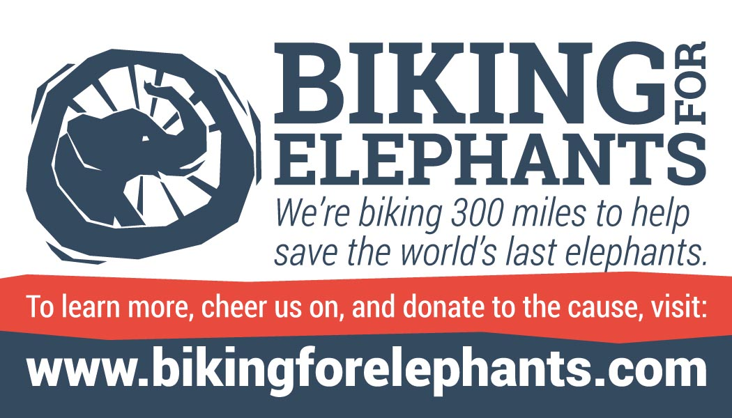 Biking For Elephants