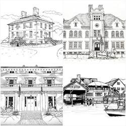 illustration set