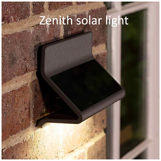Zenith Solar Light - Anthracite