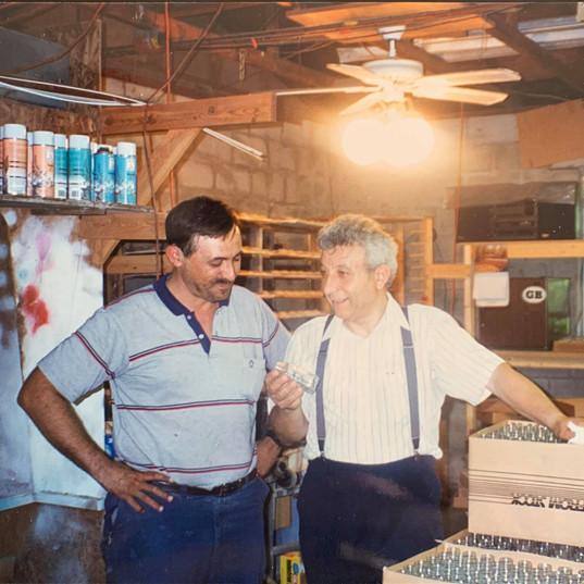Tampa Garage 1996