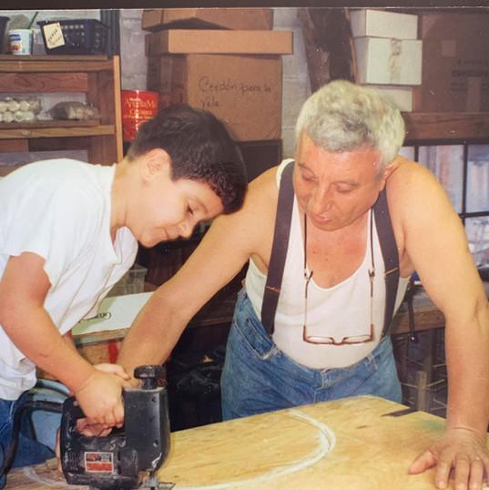 Tampa Warehouse 1999