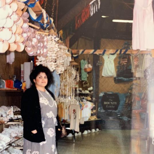 Wagon Wheel Flea Market 1988