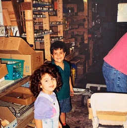 Tampa Warehouse 1997