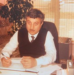 St. Pete Office 1983
