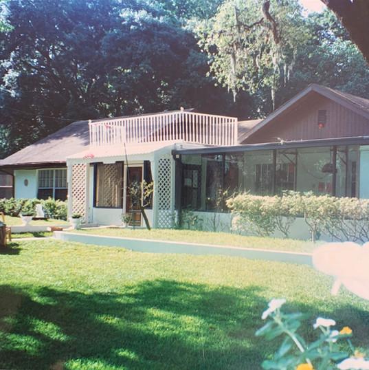 Tampa Home 1996