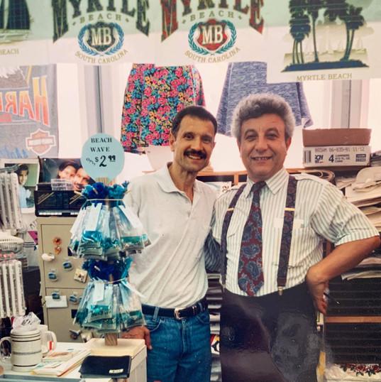 Myrtle Beach Gift Shop 1988