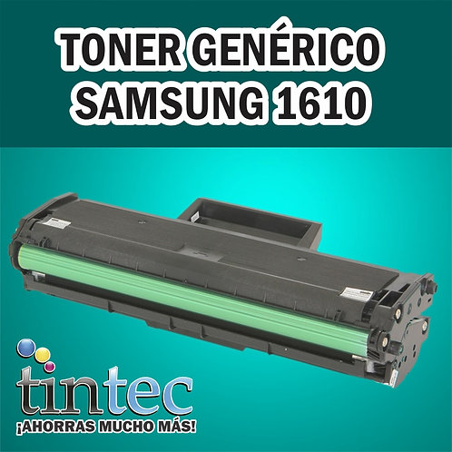Toner Samsung 1610