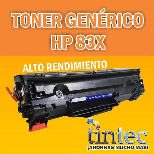 Toner HP 83x