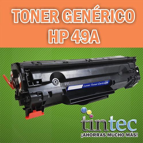 Toner HP 49A