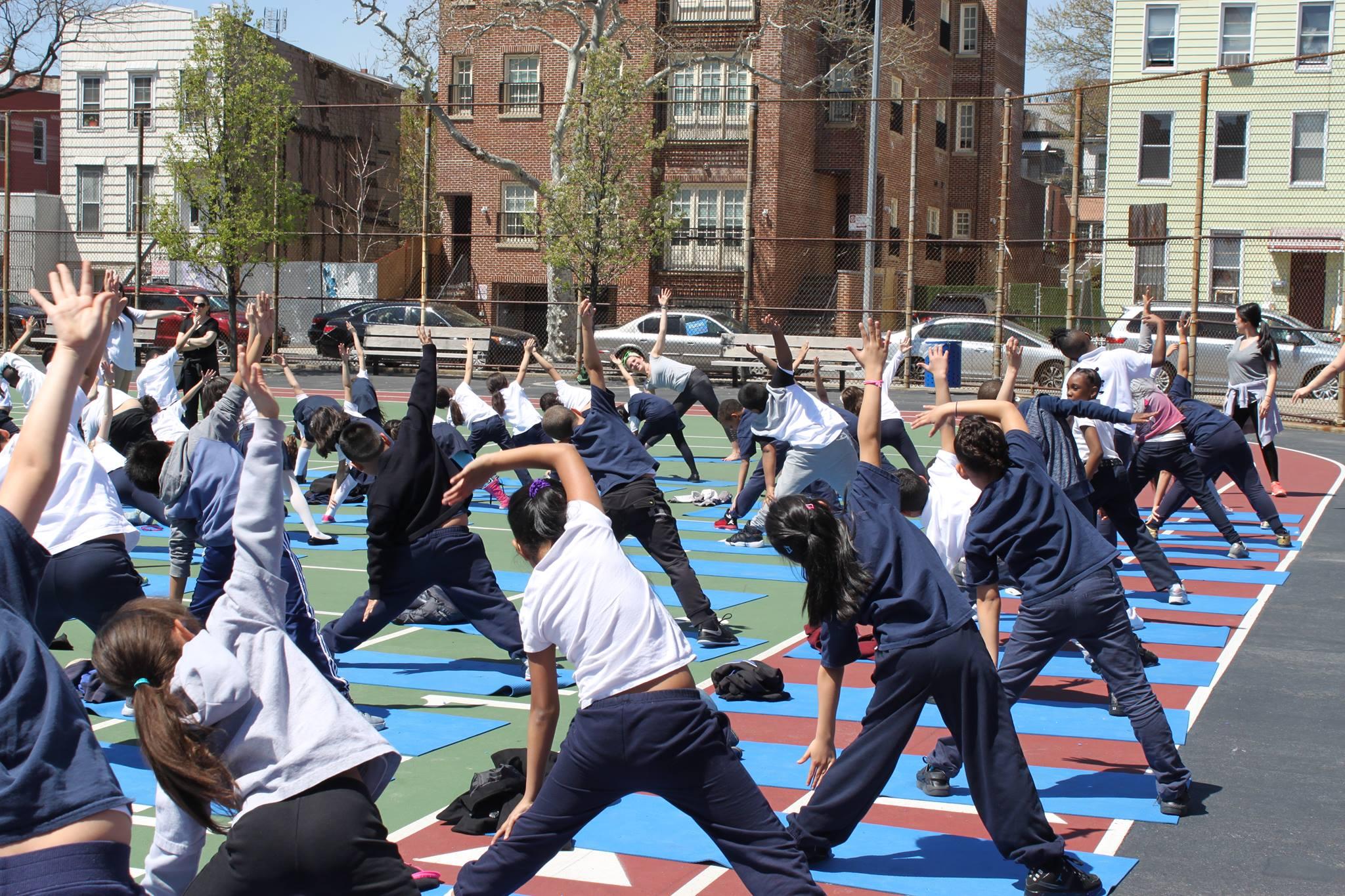 John Wayne Elementary, Brooklyn