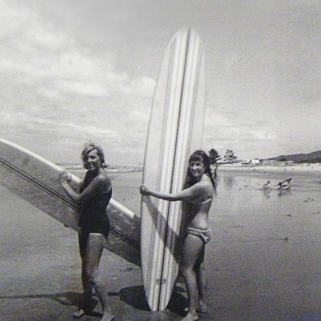 Trish Dwyer & Linda Procter