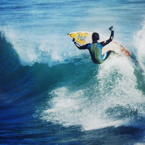 Erin Saunders - Back Beach
