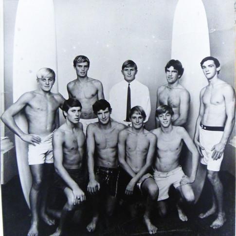 Taranaki Team 1968.