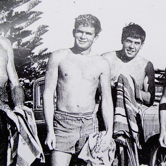 First Nationals, 1964.