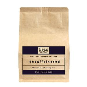 Decaf Coffee Beans - Brazil Fazenda Dutra - Carioca
