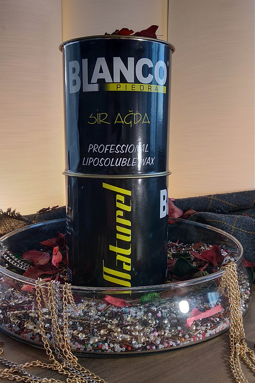 Blanco Naturel (pudrasız konserve sir ağda 800 ML)