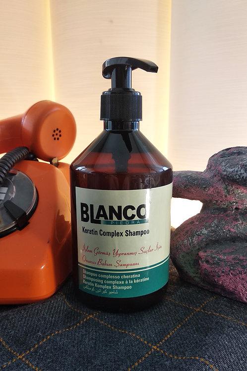 Blanco Keratin Complex Şampuan 500 ML