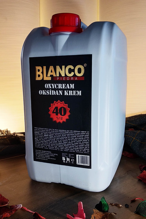 Blanco Oksidan Krem %12 40 Volume