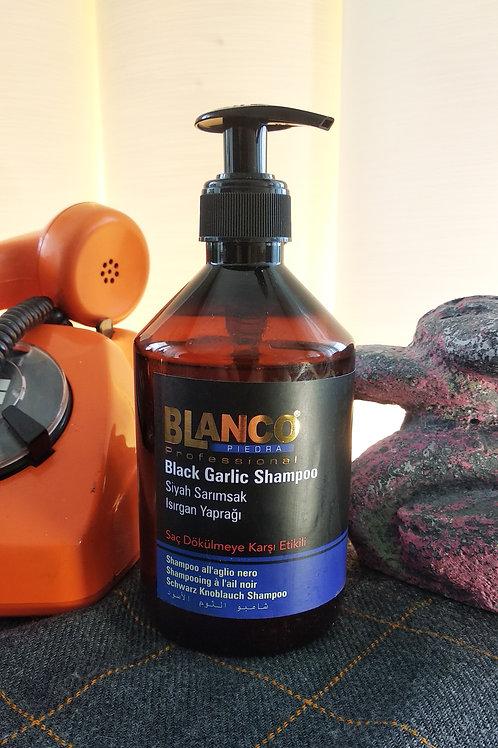 Blanco Siyah Sarımsak ve Isırgan Yaprağı Şampuanı 500 ML