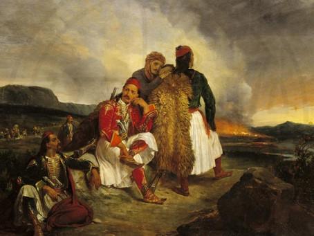 Όταν η Διχόνοια σκότωσε τον γιο του Κολοκοτρώνη