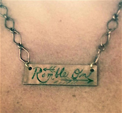 Ramble On Necklace