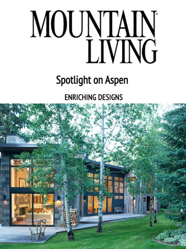 Mountain Living Article