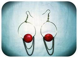 Roman Earrings II