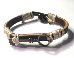 The Key Bracelet