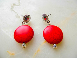 Roman Godess Earrings II