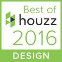 Houzz Award 2016 - Design