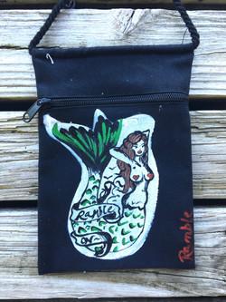 Vintage Mermaid Bag