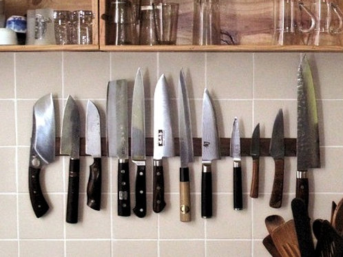 """24"""" Magnetic Knife Rack"""
