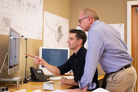 9 Luis & Martin Desk (Hansen Constructio