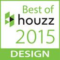 Houzz Award 2015 - Design