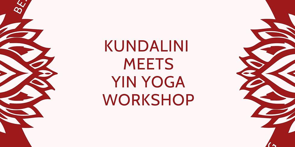 Online - Kundalini meets Yin Yoga Workshop