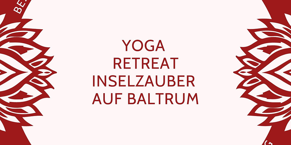 Yogaretreat Inselzauber auf Baltrum