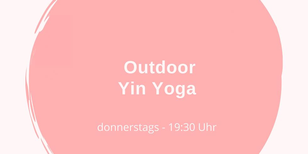 Outdoor Yin Yoga - Kurpark Wiesbaden